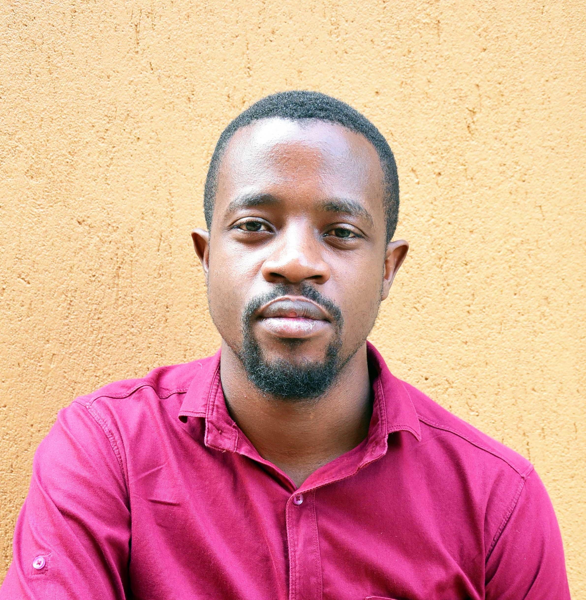 Derrick Rugamba
